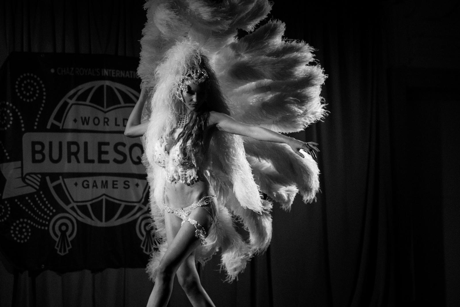 Chaz Royal presents World Burlesque Games: World Crown & World Alternative Crown