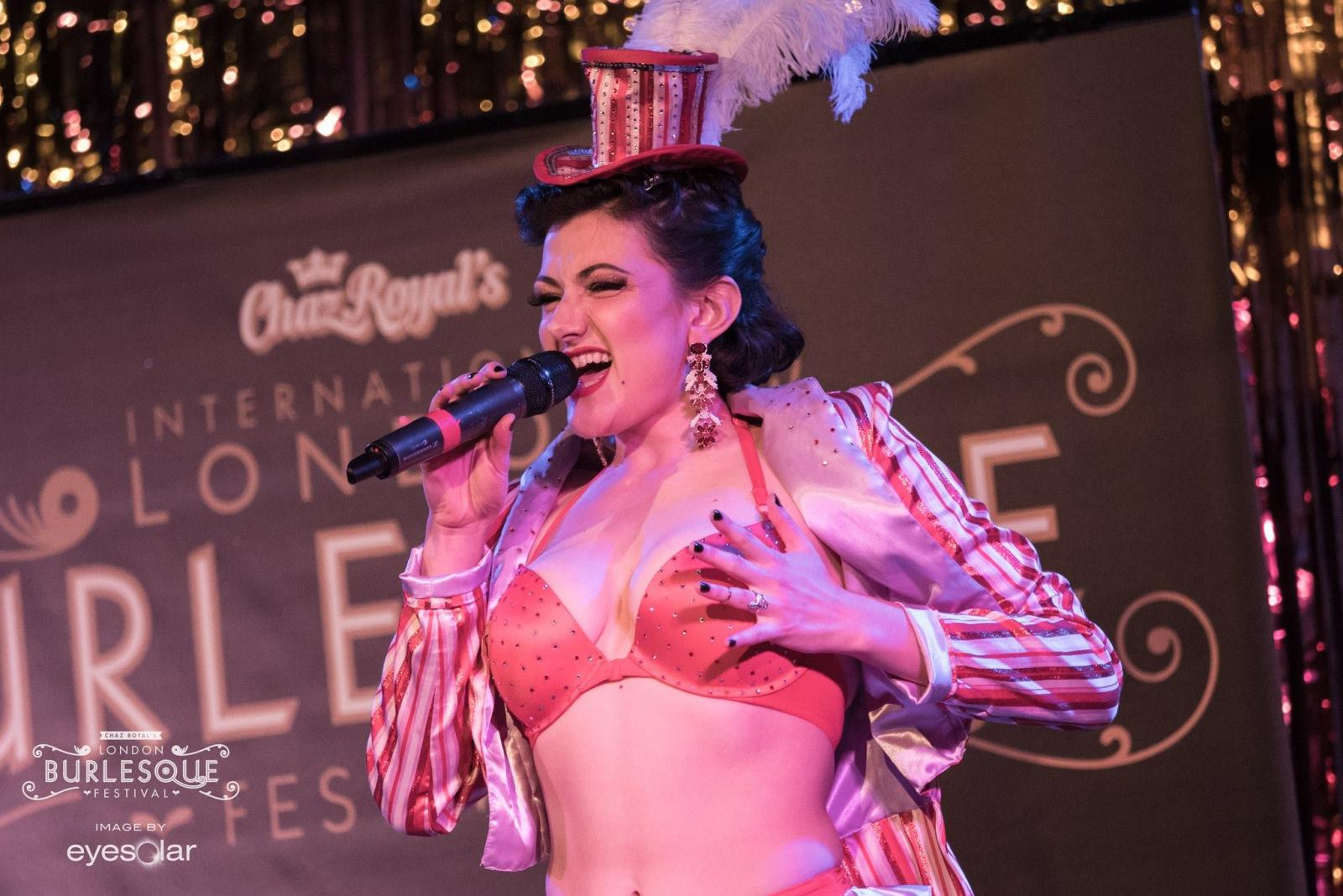 Chaz Royal presents London Burlesque Festival 2018 - Burlesque, Gin and Jazz night