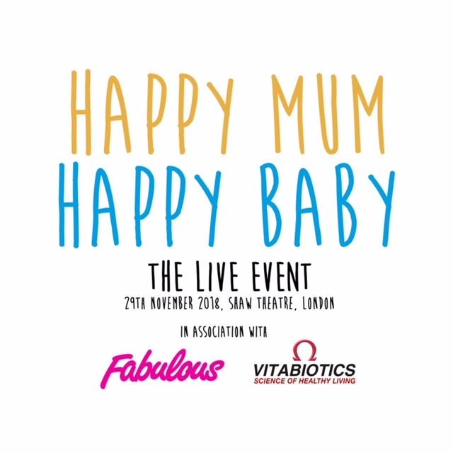 Happy Mum Happy Baby: LIVE!