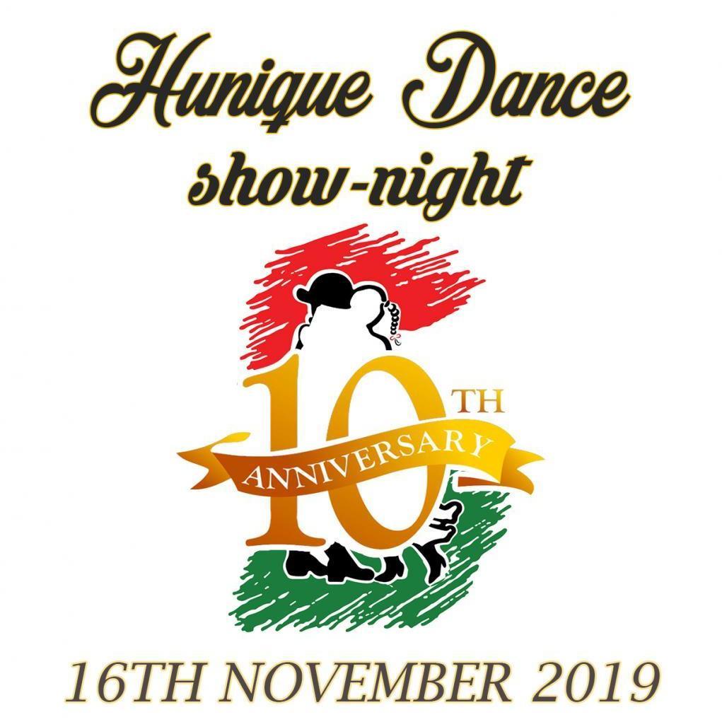 The 10th Anniversary of Hunique Dance