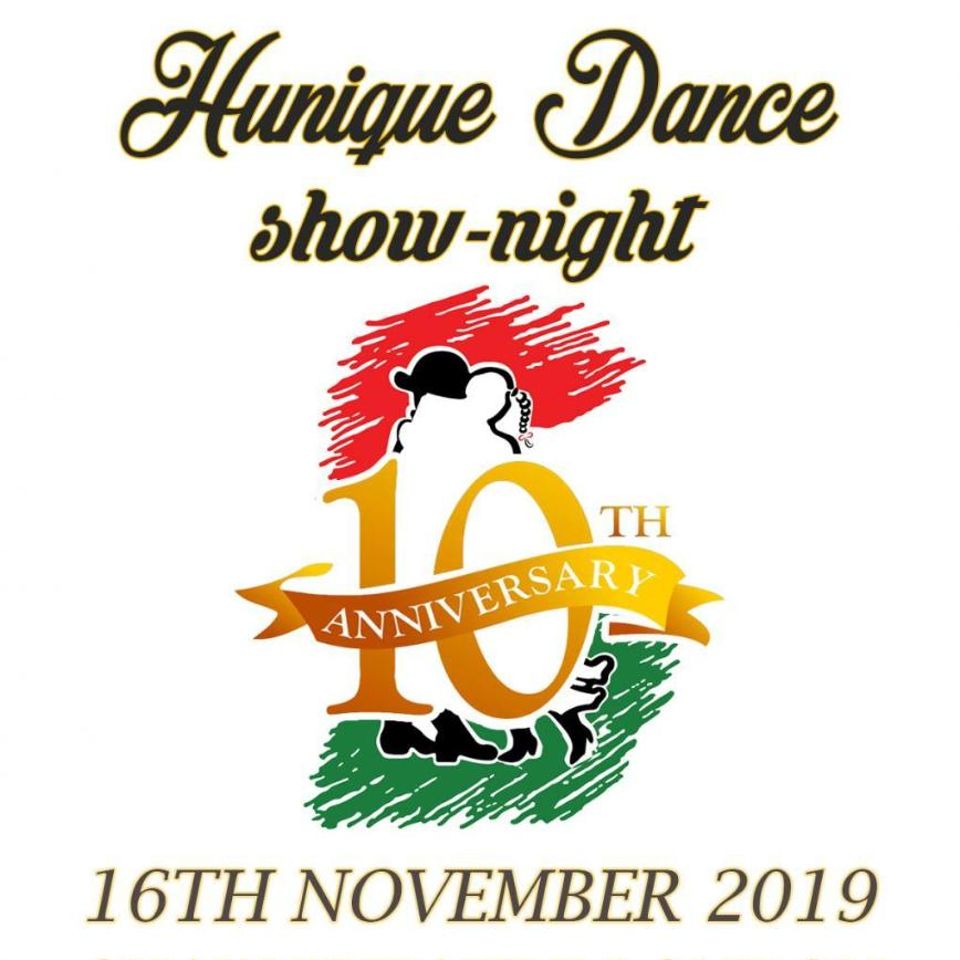 The 10th Anniversary of Hunique Dance