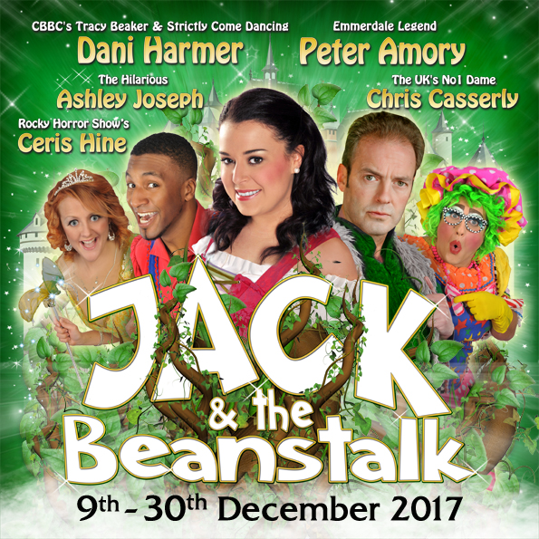 Jack and the Beanstalk 9 - 30th December