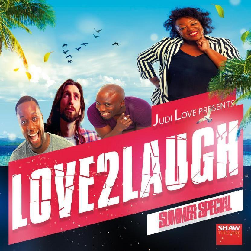 Judi Love Presents: Love 2 Laugh Summer Special