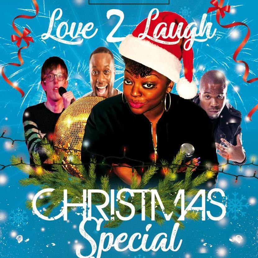 Judi Love Presents Love 2 Laugh