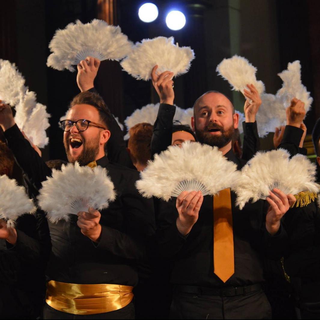 Shaw Celebrates Pride - London Gay Men's Chorus presents: Glad To Be Gay
