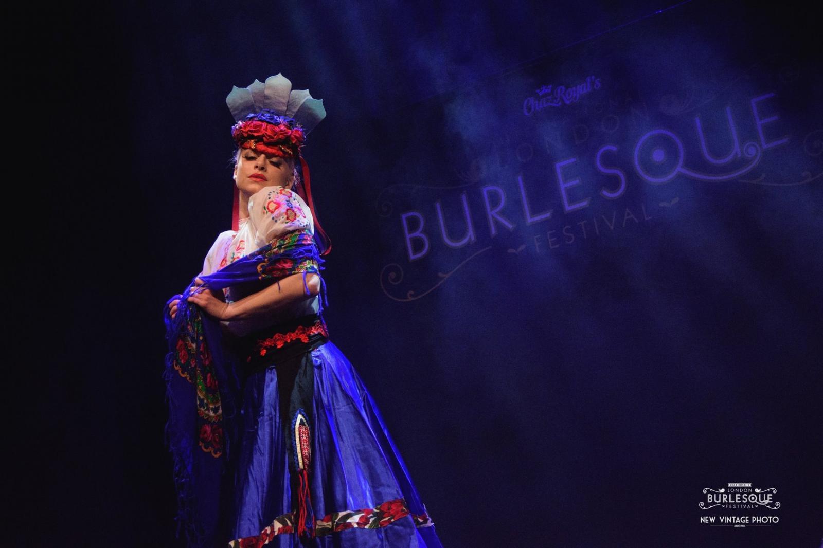 London Burlesque Festival 2018 - International Opening Gala