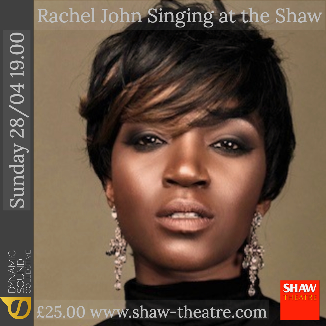 Rachel John Singing at the Shaw