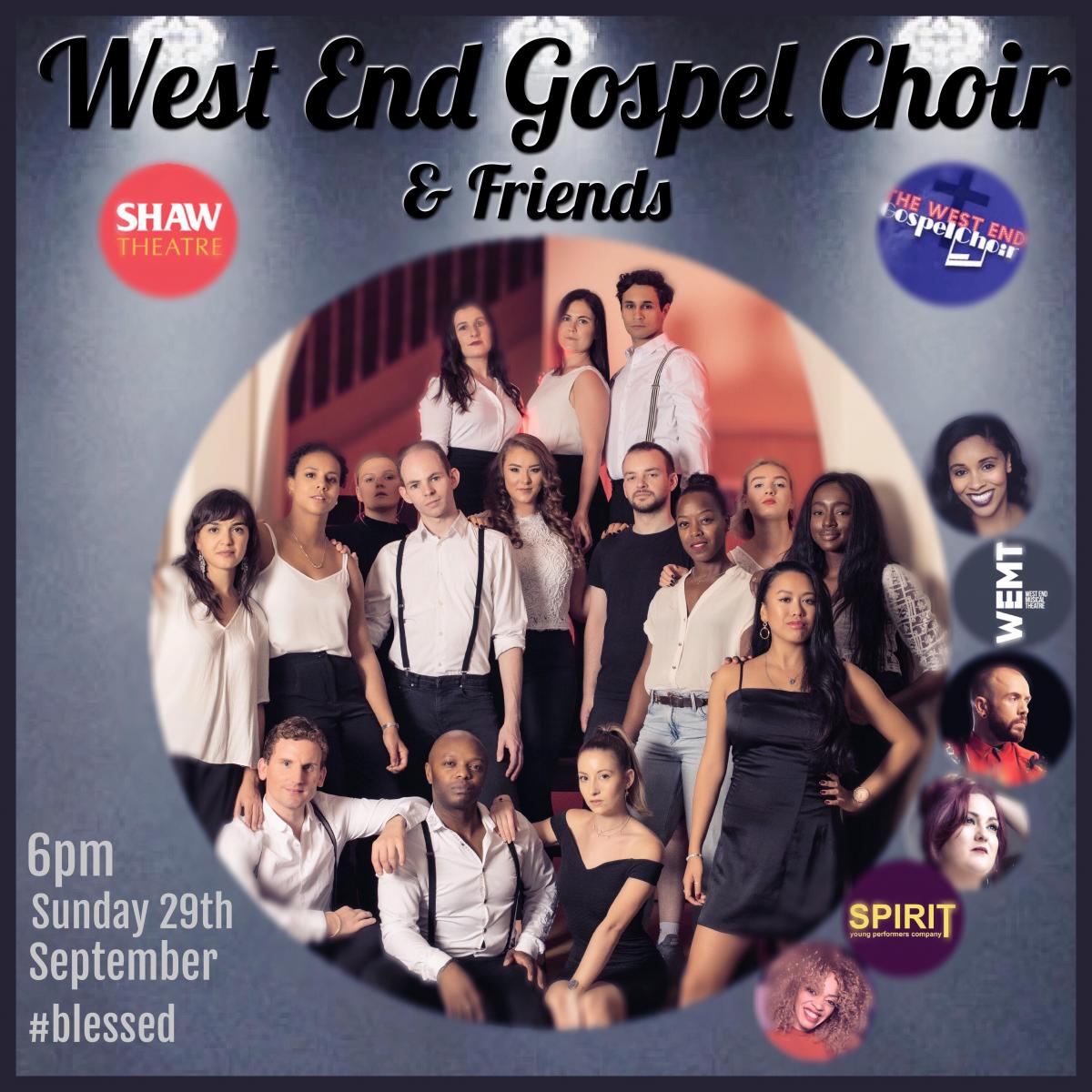The West End Gospel Choir and Friends