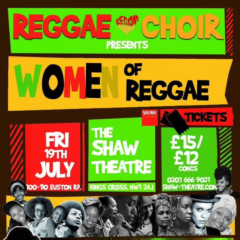 Reggae Choir Presents: Women of Reggae