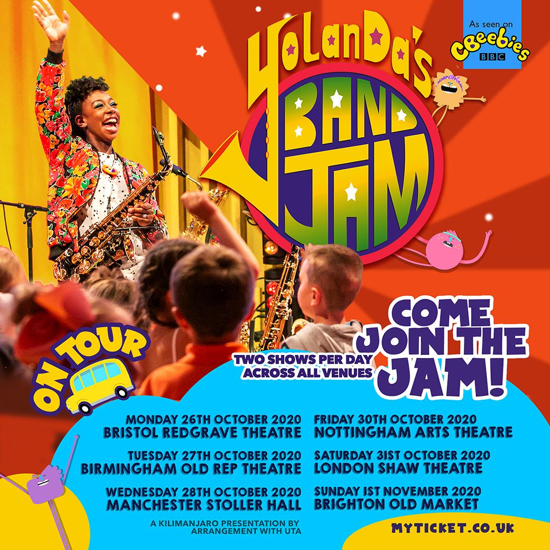 YolanDa's Band Jam