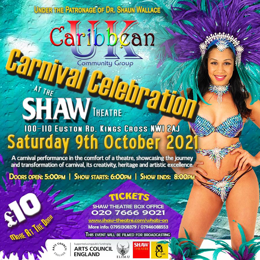 CARIBBEAN UK COMMUNITY GROUP