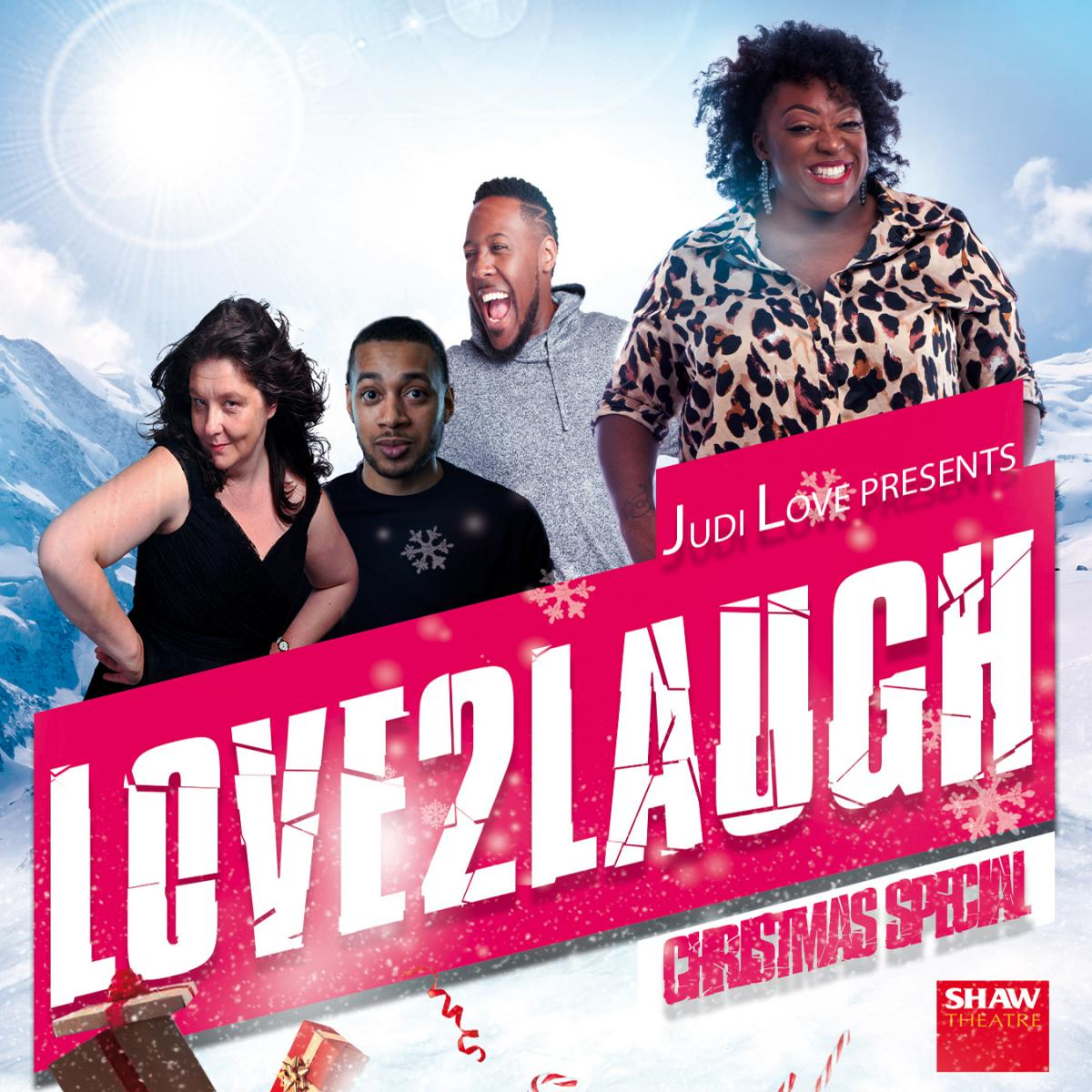 Judi Love Presents: Love 2 Laugh Christmas Special