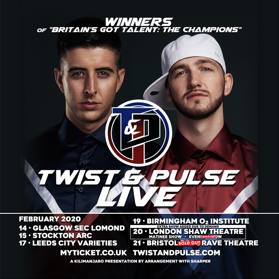 Twist & Pulse Live Matinee
