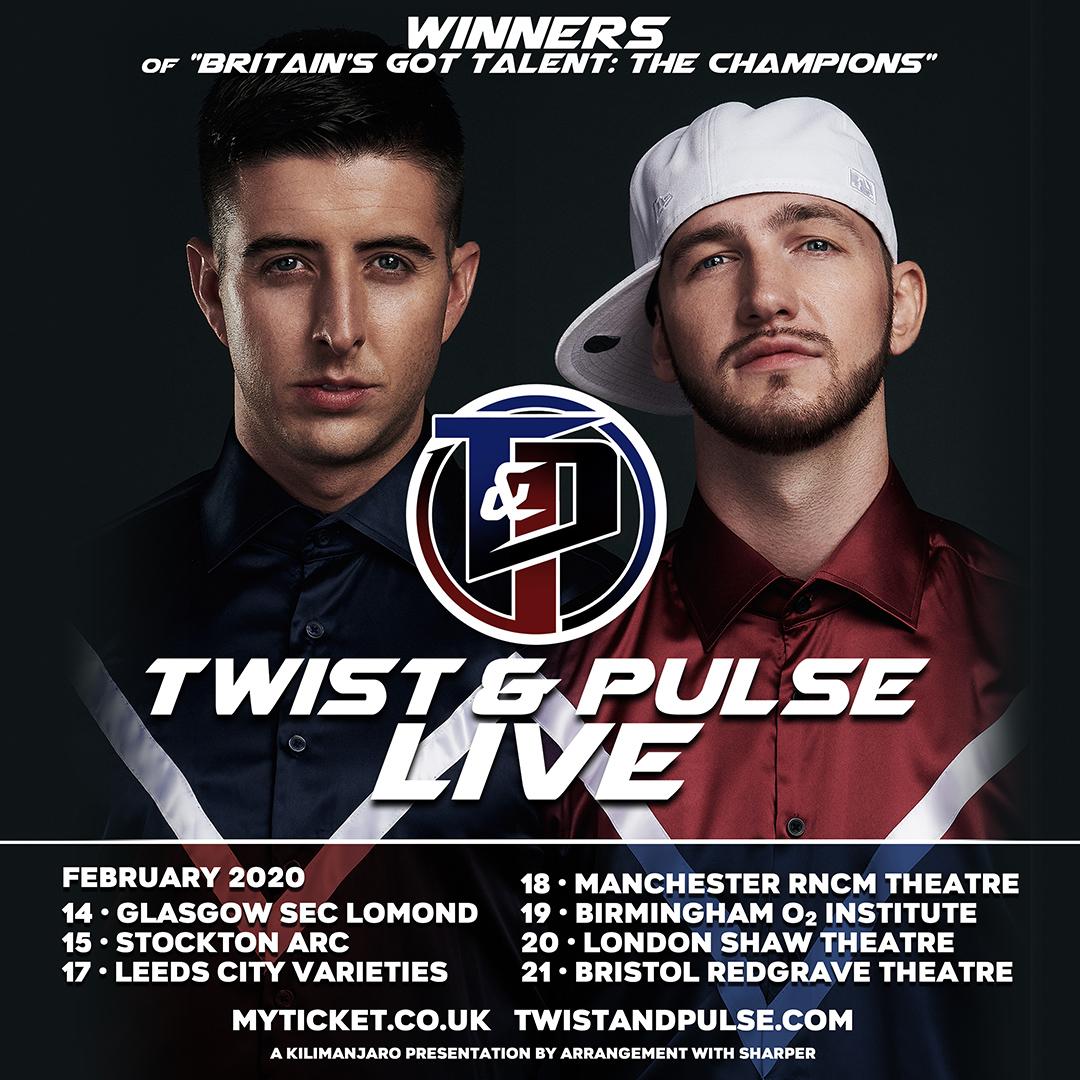 Twist & Pulse Live