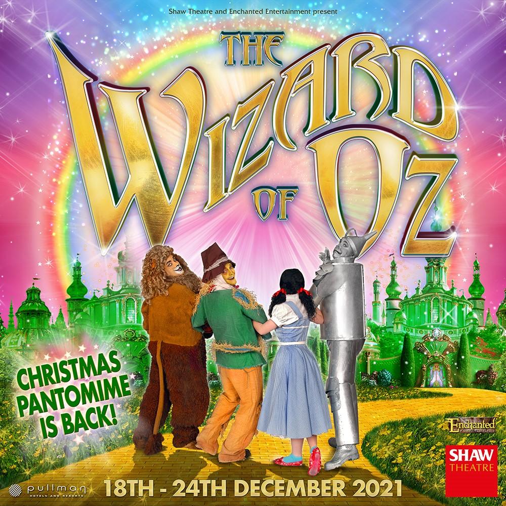 Wizard of Oz - Christmas Pantomime